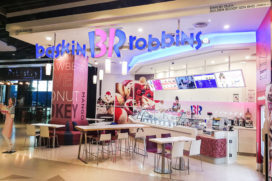 Baskin-Robbins lanceert ice cream bakery in Nederland