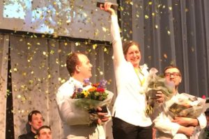 Esther Faasen wint de Dutch Pastry Award 2018