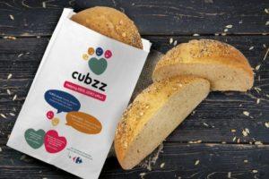 Carrefour brengt Belgisch speltbrood in CUBZZ-assortiment