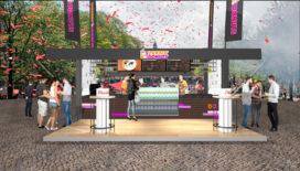 Dunkin' Donuts Mobile Store komt als eerste naar Almere