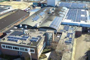 Fuite wekt 200.000 kWh op met zonnepanelen