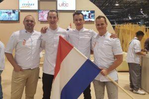Nederland wint prijs tijdens internationale jeugdwedstrijd