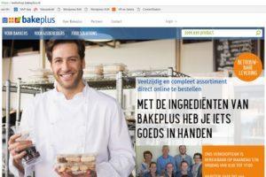 Bakeplus online maakt flinke progressie