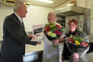 Mijnheer Voorhout is 500e deelnemer Vitaliteitsregeling