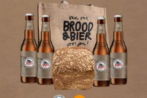 Van Vessem en Jopen: broodbier en bierbrood uit reststromen